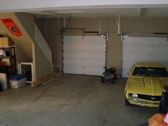 Garage ReOrg